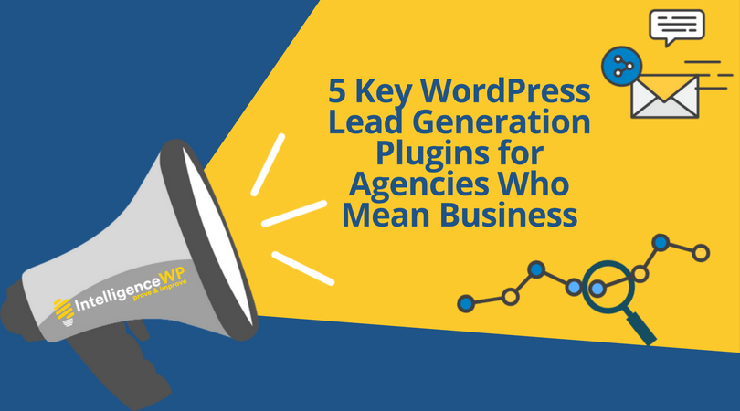 5 key wordpress lead generation plugins