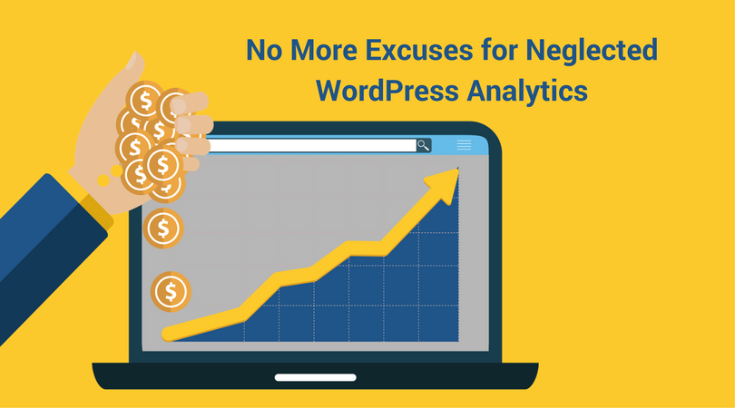 stop neglecting google analytics